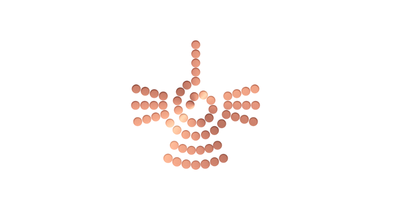Izapa Beauty Logo